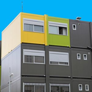 ulmann-gruppe-Zeitraum-System-büro-container